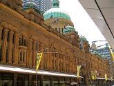 Bangunan Ratu victoria Sydney Australia.